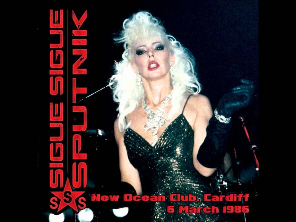 Sigue Sigue Sputnik - Love Missile F1-11 (The Bangkok Remix)