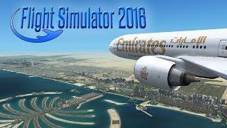 Flight Simulator 2016 [Stunning Realism]