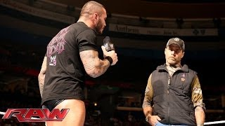 Shawn Michaels says one Superstar will walk out of Hell in a Cell as WWE Champion: Raw, Oct. 14 2013