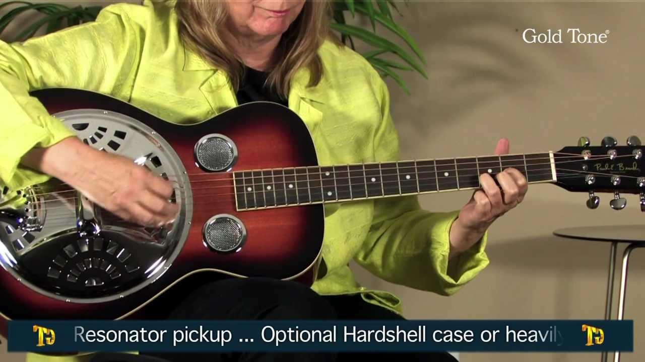 Gold Tone Resonator Guitar Gold Tone Pbr Resonator Guitar