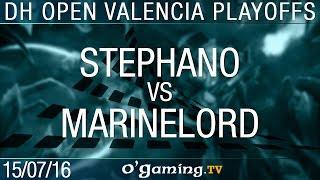 Stephano vs MarineLorD - 2016 DreamHack Open: Valencia - Ro16