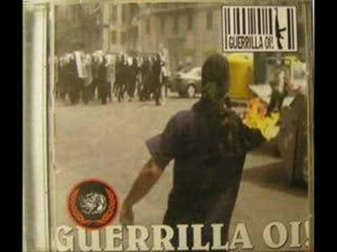 Guerrilla Oi! - Larga vida al Vietcom