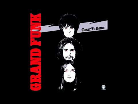 Grand Funk Railroad - Sins A Good Mans Brother