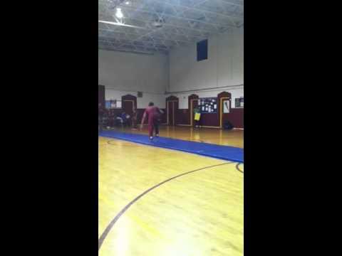 Peterson Warren Academy Gymnastic Team