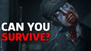 Resident Evil 2 Remake Gameplay | E3 2018