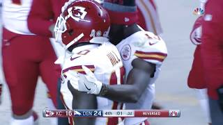 Tyreek Hill - First 20 Career Touchdowns