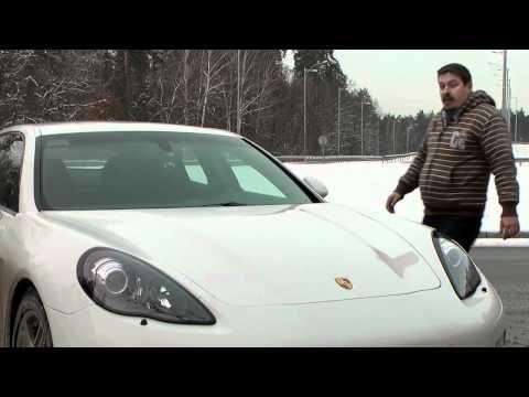Тест-драйв Porsche Panamera 4S