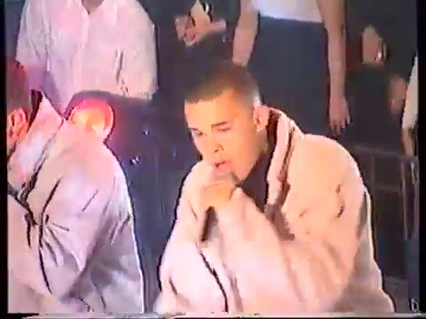 5ive (five)- Everybody get up (pepsi shart 1999)