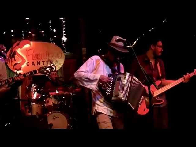 "Los Nahuatlatos Performs ""Cumbia La Migra"" at Flamingo Cantina"