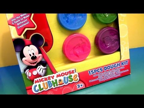Play Doh A Casa Do Mickey Mouse Play Dough Kit Disney Junior Mickey Mouse Clubho