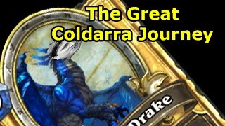 Hearthstone Gimmick: The Great Coldarra Drake Deck Journey
