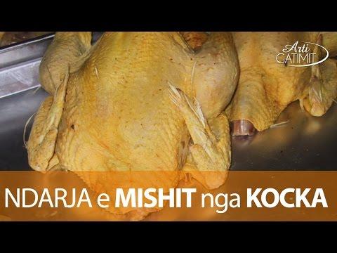 Ndarja e mishit te pules nga kocka - Arti Gatimit Receta Speciale