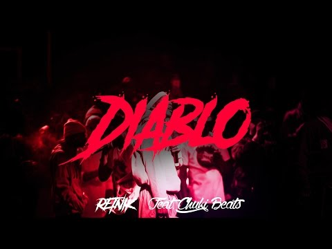[FREE] 'DIABLO' Lowkey Booming 808 Trap Beat Rap Instrumental 2017 | Retnik & Chuki Beats