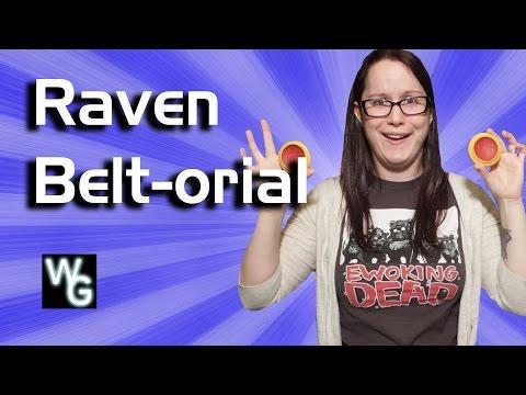 Raven Belt-orial
