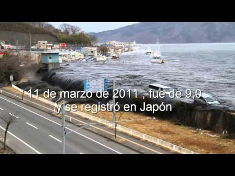 Los Peores Terremotos de la Historia - Terremotos más Fuertes