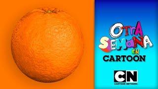 Naranja   Otra Semana en Cartoon   S03 E09   Cartoon Network