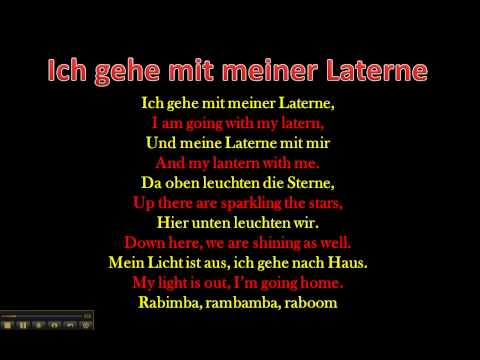 Traditional - Laterne