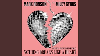 Nothing Breaks Like A Heart Dimitri From Paris Remix