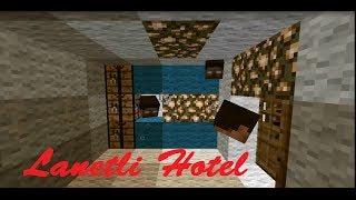 LANETLİ HOTEL 1.Bölüm [Minecraft Filmi] [Komik]