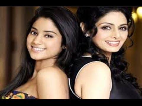 Sridevi's Daughter Jhanvi Launched By Karan Johar video