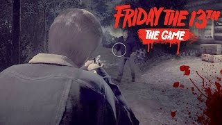 JP I'M SO SORRY!! | Friday the 13th Game Part 7
