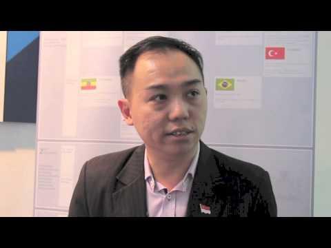 2015 UNPSA Interview with Winner - Singapore