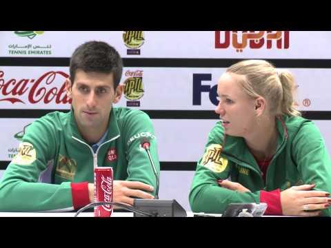 Novak Djokovic schwärmt: