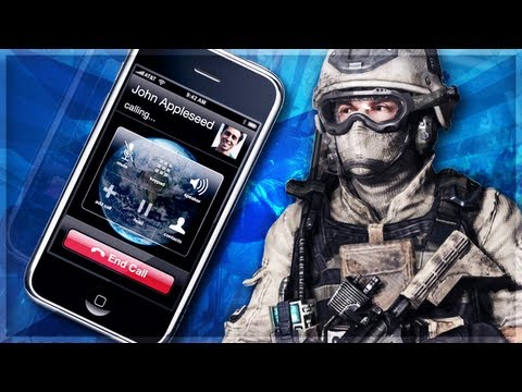 Black Ops 2 Perks Prank Call