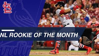 Rookie of the Month: Jose Martinez