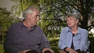 'The Giver' Author Lois Lowry On The Shock Of Getting Meryl Streep