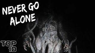 Top 10 Scary Stories Ever Told - Fan Submissions