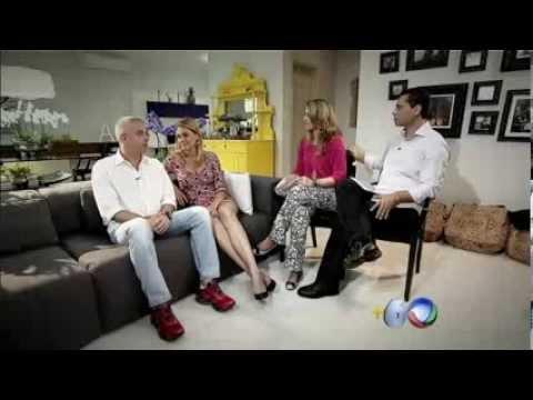 Ana Hickmann e Alexandre Corrêa - The Love School