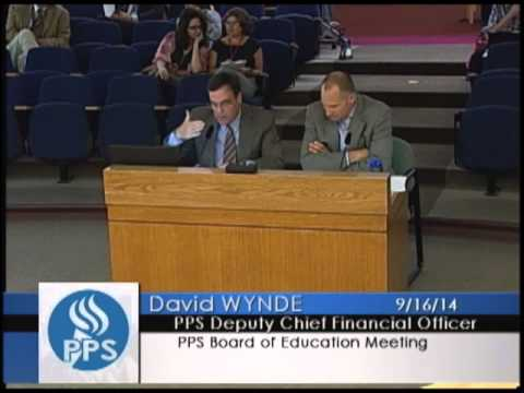 Board of Education - Work Session - September 16, 2014