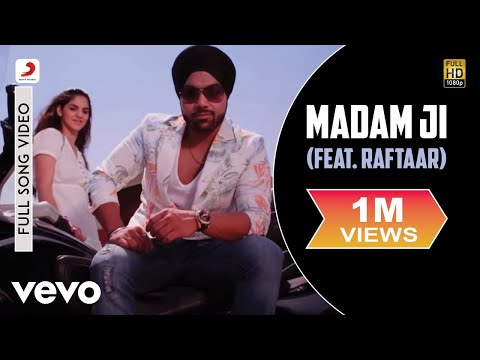 Indeep Bakshi - Madam Ji feat. Raftaar Full Video