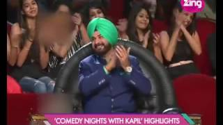 Sunny Deol Makes Special Appearance On Comedy Nights With Kapil