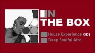 HOUSE EXPERIENCE 001 JAN 19th 2014 DEEP SOULFUL AFRO MIX HQ