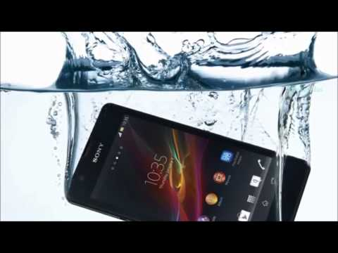 Sony Xperia ZR Announcement and Review