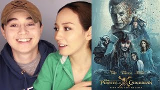 Pirates of the Caribbean: Dead Men Tell No Tales Review + Spoilers!