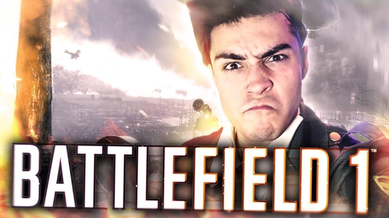 OFICER REZI! BATTLEFIELD 1