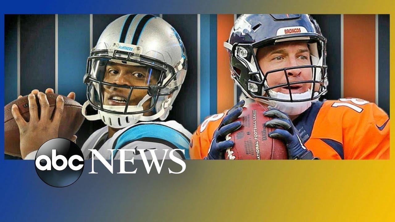 Super Bowl 50 Quarterback Comparisons
