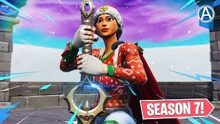 """NEW """"INFINITY BLADE"""" Gameplay! // Pro Console Player // 1500+ Wins (Fortnite Battle Royale LIVE)"""