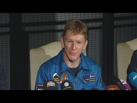 Tim Peake: British astronaut prepares for 2015 mission to International Space Station