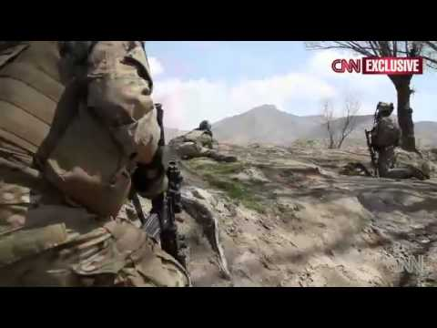 US. Special Forces Hunting Down Karzai's Brothers (Taliban) In Nejrab, Afghanistan From CNN.com