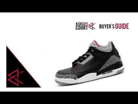 How To Tell If Jordan 3s (III) Are Replica