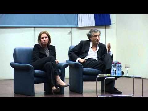 Israel and The Arab Spring - Bernard-Henri Lévy & MK Tzipi Livni