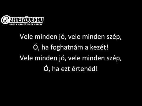 V-Tech - Vele Minden Jó (dalszöveg - Lyrics Video)