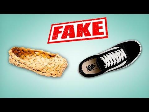 Кеды Vans Old Skool real vs fake. Как отличить подделку от оригинала?
