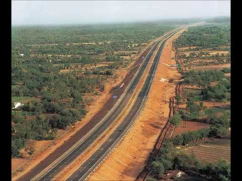 New Roads Infrastructure in India