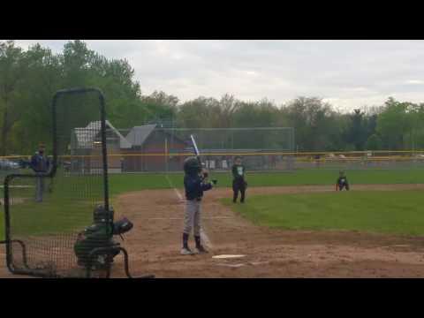 Aiden baseball game 05/11/2017