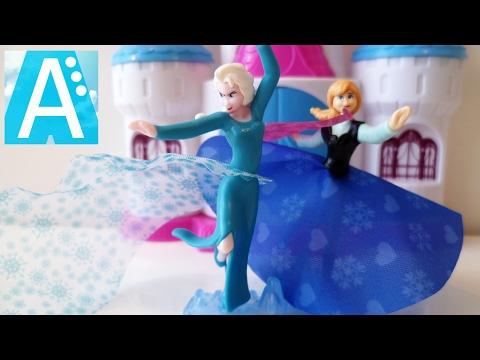 Холодное сердце семья пальчиков. Frozen finger family. Пальчики Анна и Эльза.